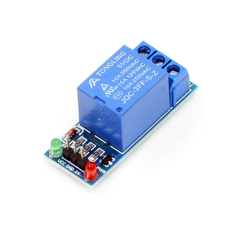 1 Channel 5V Relay Module [High Level Trigger]