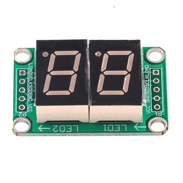 74HC59 8Bit 8-Digit 5V LED Nixie Tube Display Module